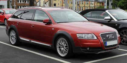 Audi A6 allroad quattro (C6)