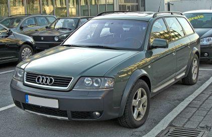 Audi allroad quattro (C5)