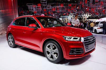 Audi Q5 (FY)