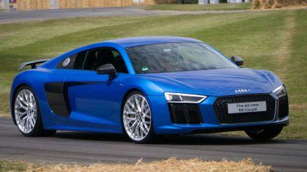 Audi R8 (4S)
