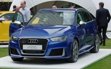 Audi RS3 8VA