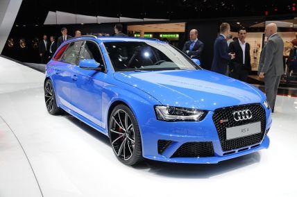 Audi RS4 (B8)