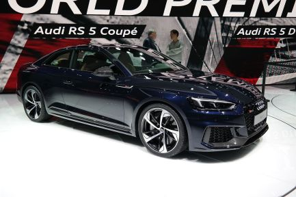 Audi RS5 (F5)