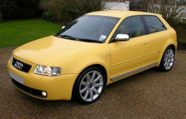 Audi S3 (8L)