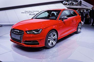 Audi S3 (8V)