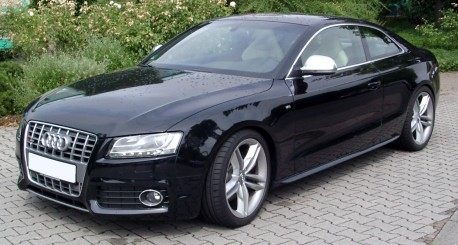 Audi S5 (8T)