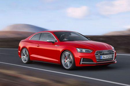 Audi S5 (F5)