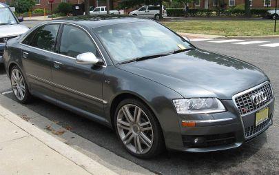 Audi S8 (D3)