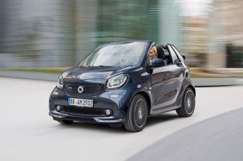 Smart BRABUS fortwo cabrio (A 451)