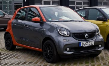 Smart forfour (W 453)