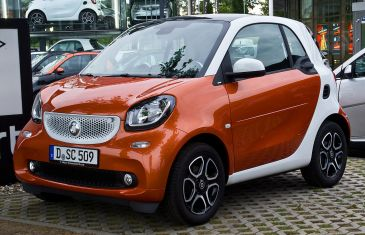 Smart fortwo (C 453)