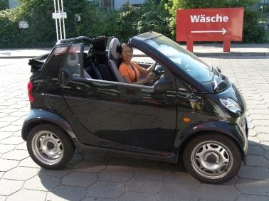 Smart fortwo cabrio (A 450)
