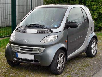 Smart fortwo coupé (C 450)