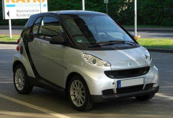 Smart fortwo coupé (C 451)