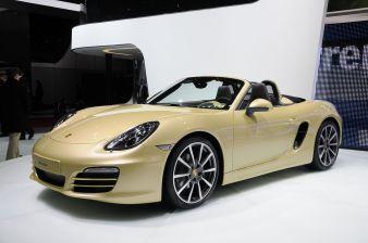 Porsche Boxter (981)