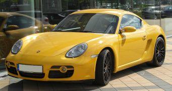 Porsche Cayman (Typ 987c)